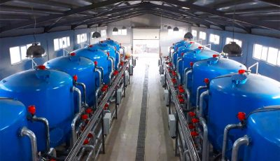 water-treatment-fabrication, sand filters