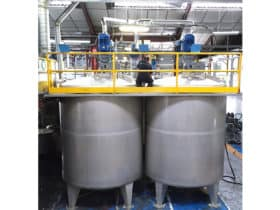 Reactors and mixing Tanks